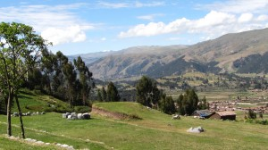 valle sagrado-sacred valley peru-moray