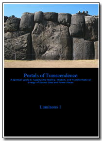 Portals of Transcendence, by Luminous One