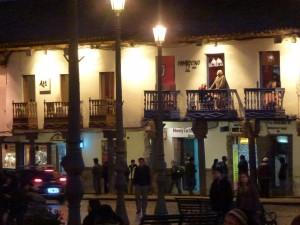 cuzco-main square cuzco-plaza de armas