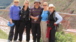 maris sal-maris salt mines-hiking maris sal-group in peru