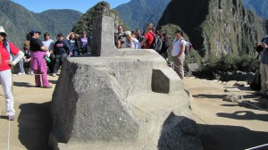 inti-hitching post to the sun-machu picchu-